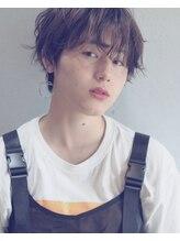 アイム アネックス サラ 八幡店(I'm annex sala)前髪パーマで垢抜けショート!