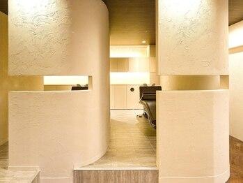 トゥルーチェ (tu.luce)の写真/【シャンプールーム全半個室】ゆったりとした空間でヘッドスパ…たまには贅沢に日々の疲れを癒しませんか?