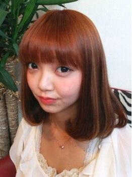 """デュース ヘアーメイクス(DEUCE Hair Makes)の写真/【成田】DEUCEならしっかりとした丁寧なカウンセリングでご希望のスタイル""""+α""""のカットをご提供します♪"""
