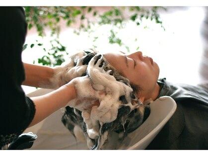ヘアースパ ノッシュ 藤崎店(Hair Spa Nosh)の写真