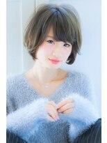 リル ヘアーデザイン(Rire hair design)【Rire-リル銀座-】小顔に見える☆ショートボブ
