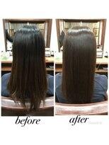セブン ヘア ワークス(Seven Hair Works)髪質改善カラーエステ