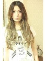 アリス ヘア デザイン(Alice Hair Design)グラデーションカラー×グレージュ