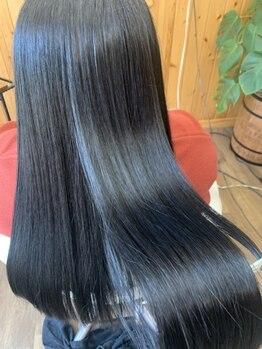 マハロ(MAHALO)の写真/【憧れの美髪をGet★】理想の状態を丁寧にカウンセリング♪お客様にぴったりの薬剤を提供します◎