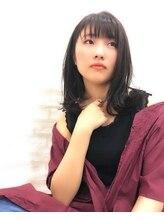 ヘアーグラシュ(HAIR gracieux)ウルツヤ☆ナチュラルミディスタイル