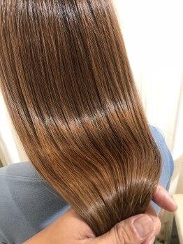 ネオリーブクレア 綱島店(Neolive Krea)の写真/TVやSNSで話題沸騰♪髪質改善、人生で一番綺麗な髪に☆今迄の概念を覆す酸熱トリートメントがついに[綱島]