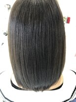 プラウドグレージュアッシュ☆春カラーと髪のエステ
