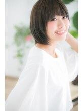 シエル ヘアデザイン 柏(CIEL HAIR DESIGN)【シエル柏】ナチュボブ×グレージュカラーa