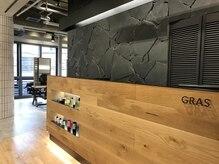 グラ バイ ヘッドライト 錦糸町店(GRAS by HEAD LIGHT)の雰囲気(店内はデザイナーによるこだわりのスペース)