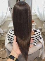 ブレスヘアーデザイン(BLESS HAIR DESIGN)美革ストレート(縮毛矯正)