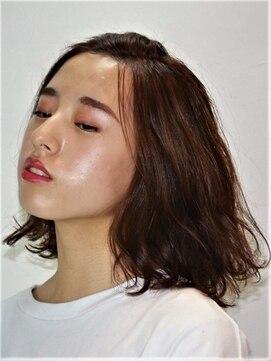 ヘアーサロン アーク(Hair salon ark)スモーキーベージュ