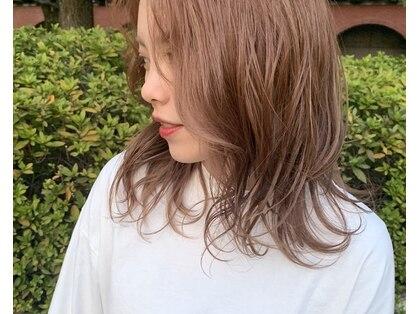 ヘアーメイク リノ(hair make lino)の写真