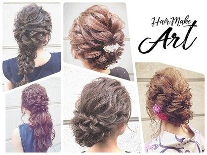 ヘアメイクアート(Hair make Art)の写真