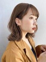 ガーデントウキョウ(GARDEN Tokyo)【GARDEN荒井夏海】ふんわり鎖骨レイヤーボブ
