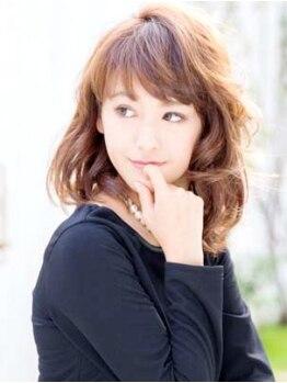 キリコ(kirico)の写真/髪の美しさにこだわるkiricoが選んだのは、髪が傷みにくい7種類ものハーブが入った【ハーブカラー】