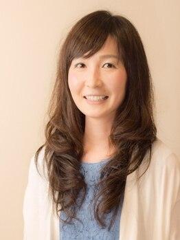 ヘアーサロンキュア(HairSalon Cure)の写真/大人女性のキレイを叶える頼れるサロン◎年齢を感じてしまう白髪をしっかり染めて自分らしい髪色に☆