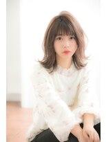 ジュイル シブヤ(JEWIL SHIBUYA)『Noz渋谷 中島』小顔に見えるジグザグバングボブ♪