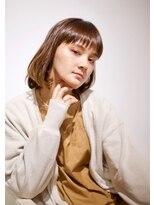 レンジシアオヤマ(RENJISHI AOYAMA)ナチュラル艶ボブ 『RENJISHI 池田』