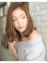 ロンド フィーユ(Lond fille)【Lond fille】 大人気☆かき上げボブ☆