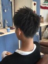 ファミリア ヘアーワークス(FAMILIA HAIR WORKS)爽やかメンズスタイル
