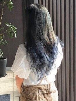 """ユーフォリア ヘア(euphoria hair)の写真/季節に先取り旬なカラーも【euphoria-hair】にお任せください。""""大人かわいい""""に仕上げます♪"""