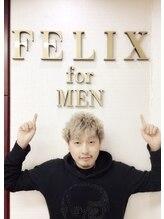 フィリックスフォーメン(for MEN)菊地 貴大