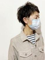 ラトリエコンタン(L´atelier Content)【LatelierContent yumi】動く大人ショート