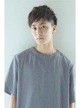 モッズ ヘア 新宿サウス店(mod's hair)【SALLY 2008 S/S】メンズ2ブロックショート