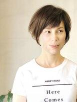 ラトリエコンタン(L´atelier Content)【L`atelier Content YUMI】夏のショートカット