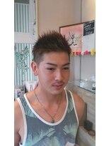 ヘアーズファイン(hair's fine)男気ショート