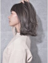 キアラ(Kchiara)髪だけで存在感ハイライトバレイヤージュ/Kchiara川野直人