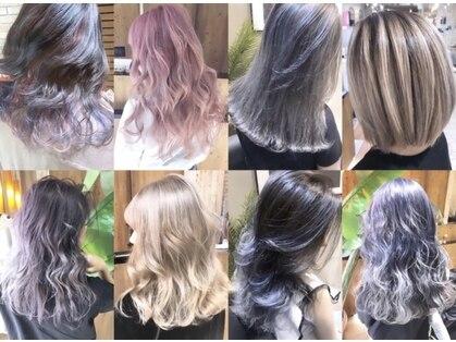 ヘアメイクサロン ブーム ヘアデザイン(boom hair design)の写真