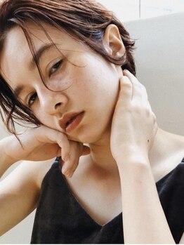 ロマリア(Lomalia)の写真/[乾かすだけでキマる]『貴女に似合う』が一番の魅力。技術差の出るショートも髪質/骨格で診断[表参道/原宿]