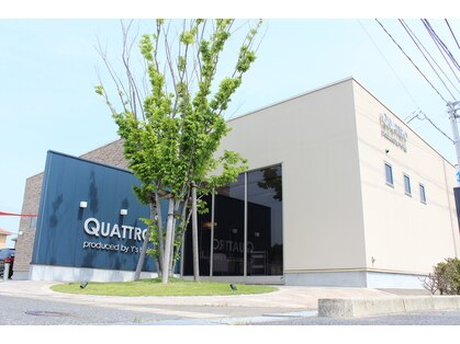クアトロ プロデュースバイ ワイズヘアー(QUATTRO Produce by Y's hair)