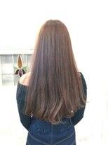 ボヌールヘア(BONHEUR HAIR)ボヌールヘアー 綾瀬【YUKIE】ソフトアッシュベージュ