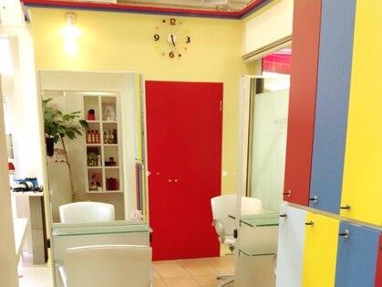 ヘアーカラーカフェ イオン鹿児島鴨池店(HAIR COLOR CAFE)の写真