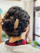 結婚式におすすめ☆ヘアセット☆