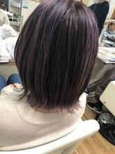 ヘアーメイク パチャラ 成増駅前店(Hair make PACHARA)〇メッシュカラー〇パープル〇バイオレット〇