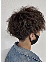 ローグヘアー 板橋AEON店(Rogue HAIR)【ハードスタイル】強めツイストスパイラル×マッシュ