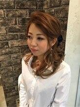 ヘアビューティースタジオ ラルガ(Hair beauty studio Raruga)伊藤 まなみ
