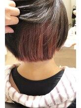 ヘアーリゾート ルアーナ(hair resort LUANA)☆デザインインナーカラー☆ワンランク上の髪型おしゃれさんへ♪