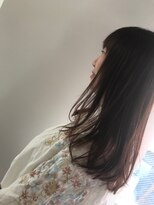 リアン ヘアー(Lien hair)ナチュナルなグラデーションカラー