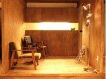 ランゲージ (Language)の雰囲気(お部屋のような待合。くつろぎの空間です。)