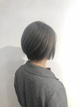 ヘアーアンドメイク ジズー(hair&make zizou)の写真/【リフレッシュコース☆ヘッドスパ&マッサージ¥4400】日々の疲れに極上の癒しタイムは如何ですか?