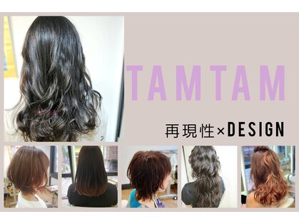 HAIR MAKE TAMTAM 【タムタム】