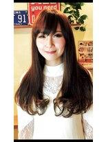 ジールヘアー(zeal hair)☆ナチュラルロング☆