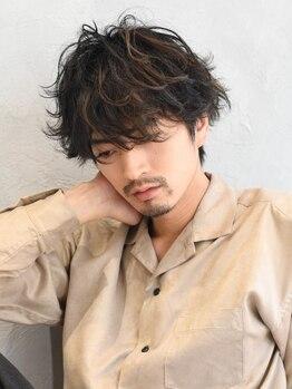 アース 横浜店(HAIR&MAKE EARTH)の写真/「扱い易さが違う」とメンズにも大人気のEARTH☆再現性バツグンのスタイルを髪質・骨格に合わせて提案!