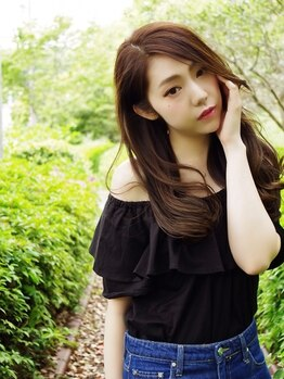 ヌードカラー 太田川店(NUDE COLOR)の写真/縮毛矯正などの高い技術もおまかせできるサロン。ツンツンしない、しなやかで自然な仕上がりが人気♪