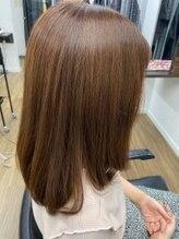 ヘアー サロン ガット(hair salon Gatto)☆マロンベージュ autumn color 2021☆
