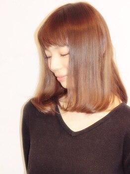 プティシュ(Petit Chou)の写真/≪潤髪or艶髪≫髪の状態や理想の仕上がりに合わせて選べる種類豊富なトリートメント☆あなたも健やか美髪♪